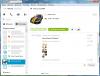 Чат прозорец и нови иконки в Skype 6.14