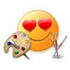 Skype Emoticon Art Drawing Tool