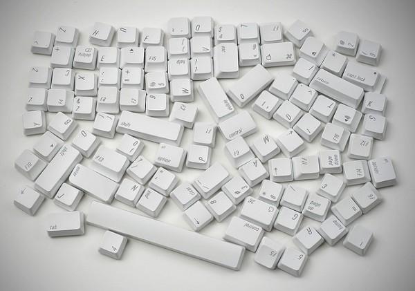 Клавиши от клавиатура