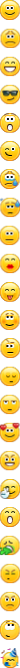 Standard emoticons in Skype 5.5 and above - 1