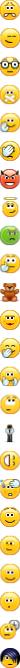 Нормальные смайлики в Skype 5.5 и выше - 2