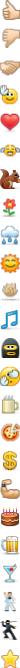Нормальные смайлики в Skype 5.5 и выше - 3
