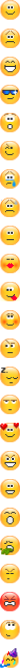 Old standard Skype emoticons - 1
