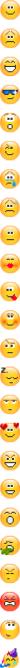Old standard Skype emoticons - 1