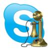 Старой версии Skype