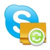 Сохранение Скайп истории