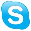 Skype лого