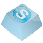 Skype бутон