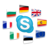Skype country flags